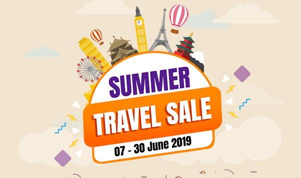 EaseMyTrip Summer Travel Sale