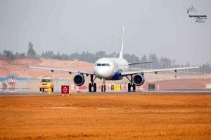Bengaluru Airport second runway