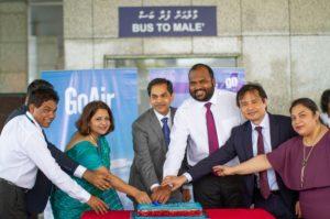 GoAir Flight To Malé