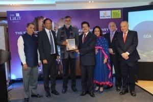 Goa Tourism Receives Destination Leadership Award 2019