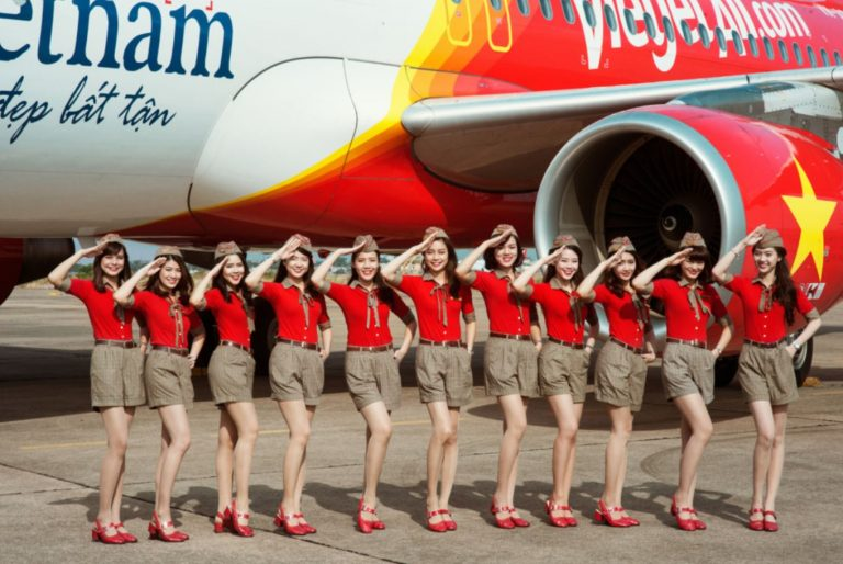 Vietjet Best Ultra Low-Cost Airline