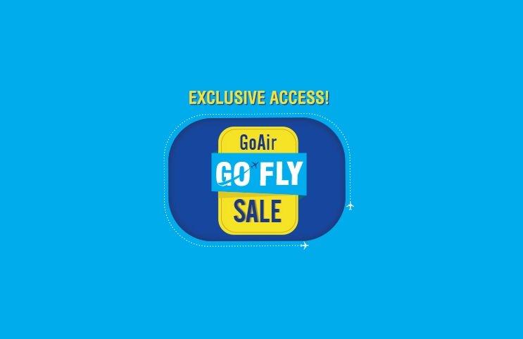 GoAir Go Fly Sale
