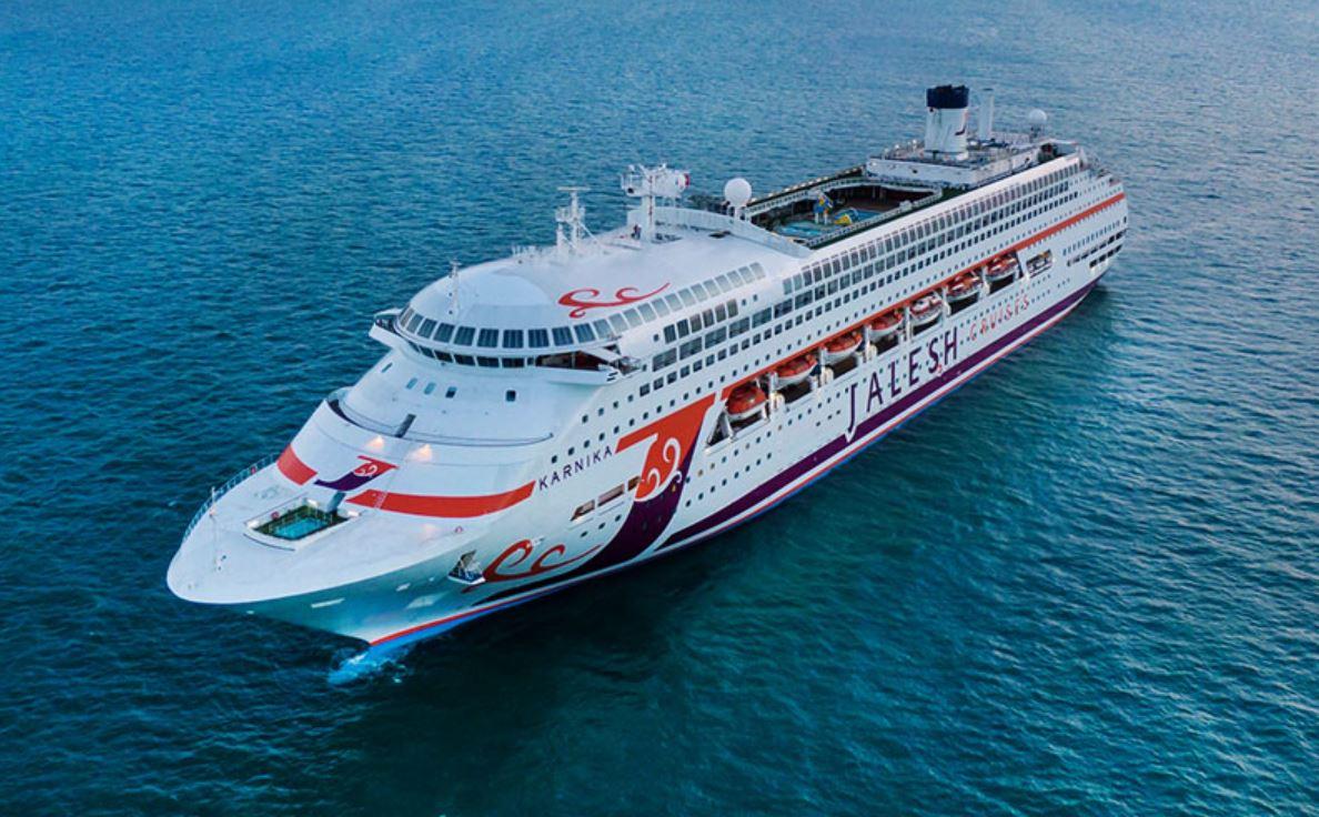 Jalesh Cruises Second Ship