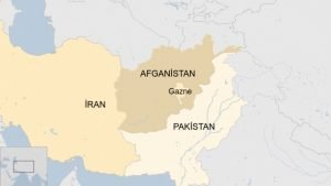 Plane Crashes in Afghanistan