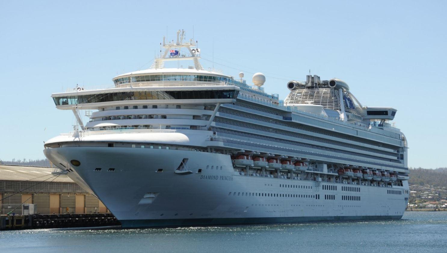 CoronaVirus Diamond Princess Cruise