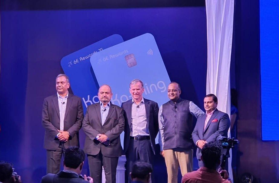 IndiGo 6E Rewards Credit Card
