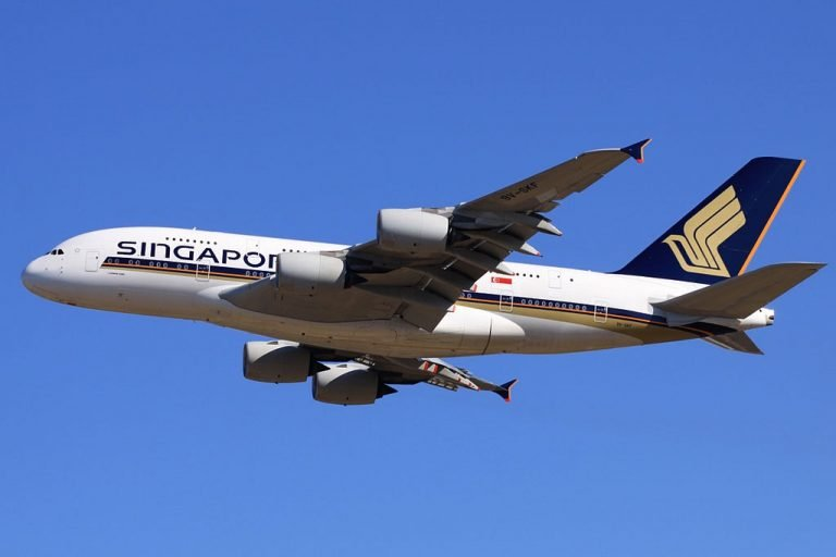 Singapore Airlines Cut Flights