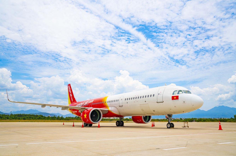 Vietjet Vietnam India New Flights