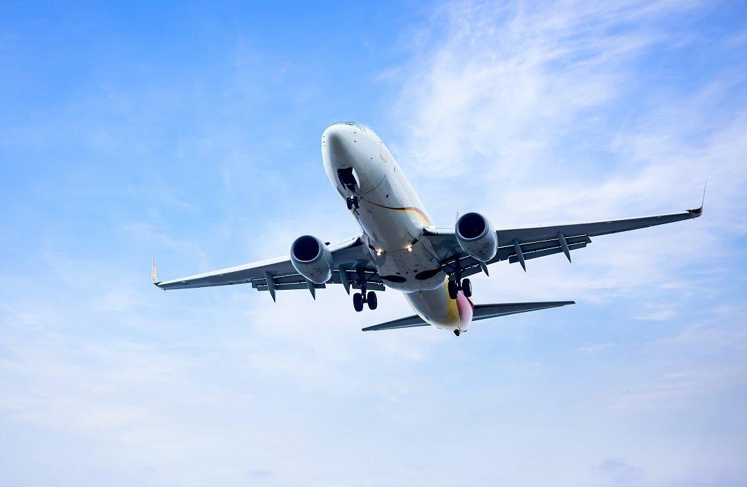 International flights suspended till April 14