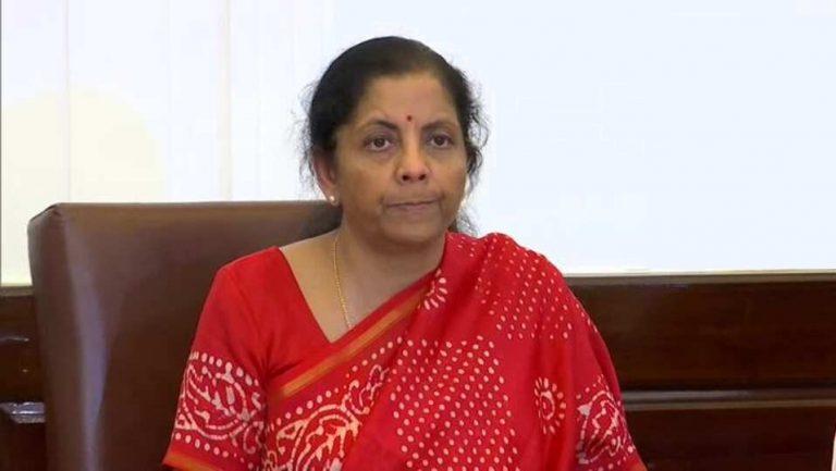 ITR GST Filing Extended Nirmala Sitharaman