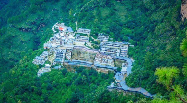 Vaishno Devi Yatra Suspended