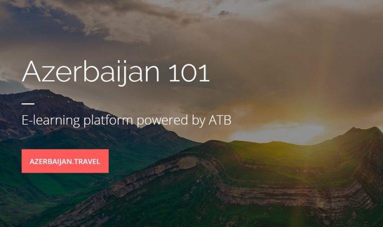 Azerbaijan Tourism E-Learning
