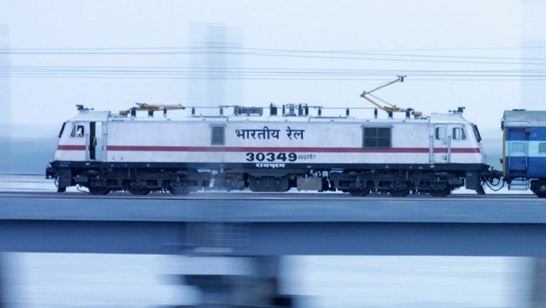 Railway resumption passenger services